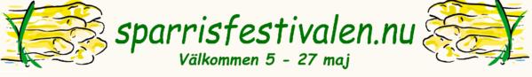 Den landsomfattande Sparrisfestivalen